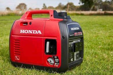 Genset Honda EU22i Untuk Menunjang Mobilitas Tanpa Batas
