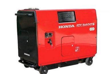 3 Keunggulan Genset Honda Silent, Anda Wajib Tahu