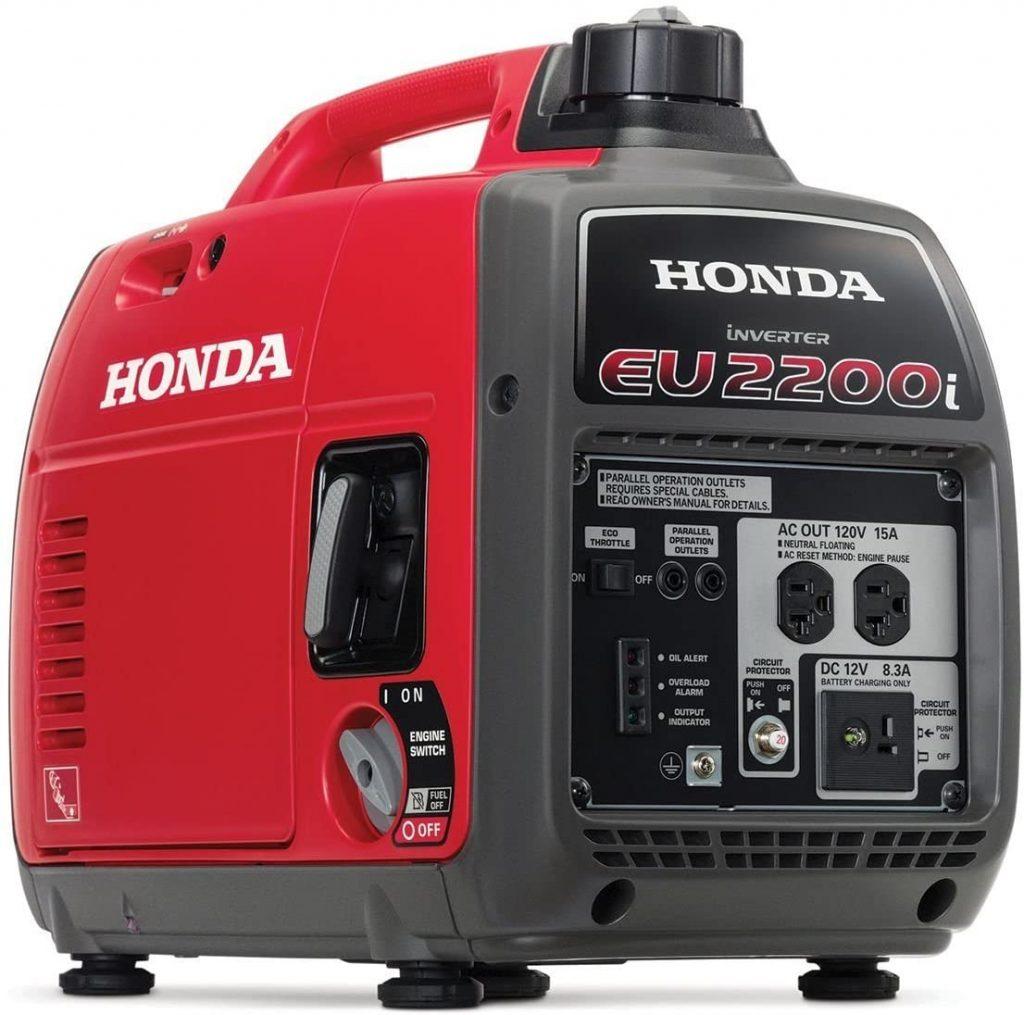 Menbedakan Genset Honda Asli Dan Kw